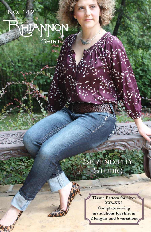 Rhiannon Shirt Pattern