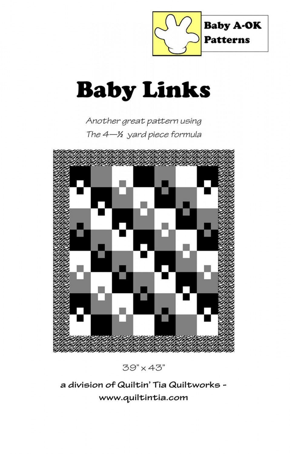 Baby Links - Baby A-OK Pattern
