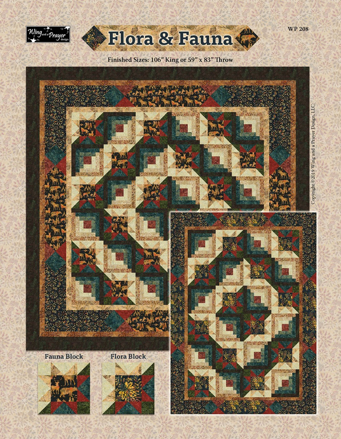 Queen & King Quilt Kits