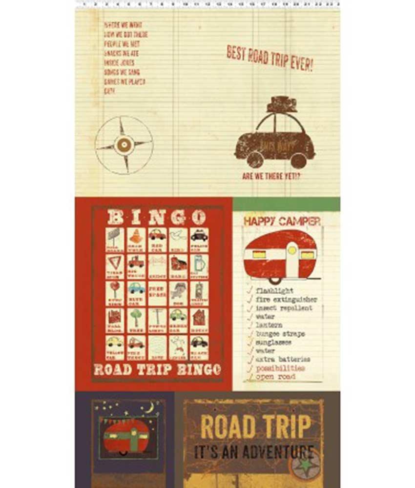 Road Trip Panel