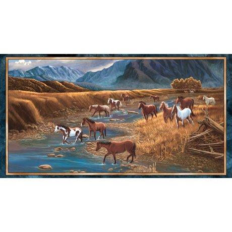 Sundance - Mountain Horse 24 panel *