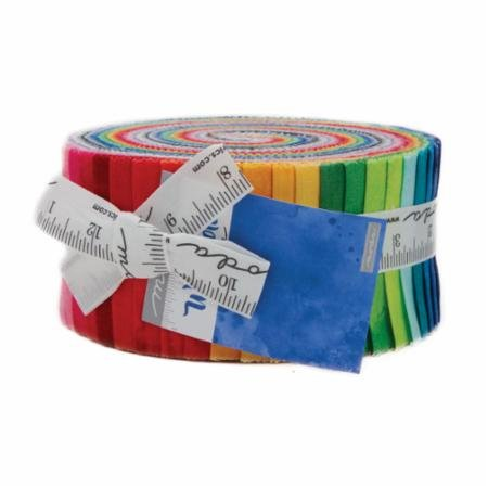 Watercolor Jelly Roll