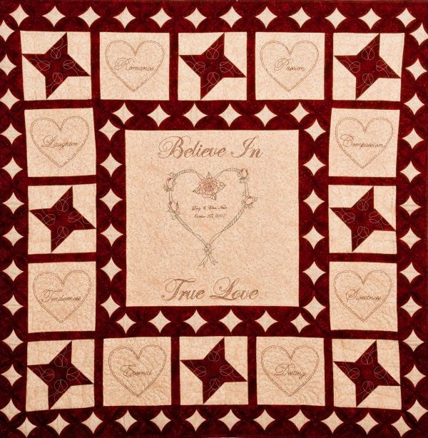 Believe in me - True Love pattern