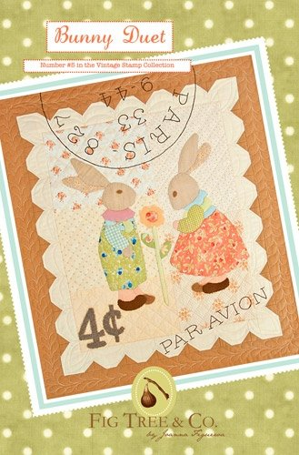 Bunny Duet pattern
