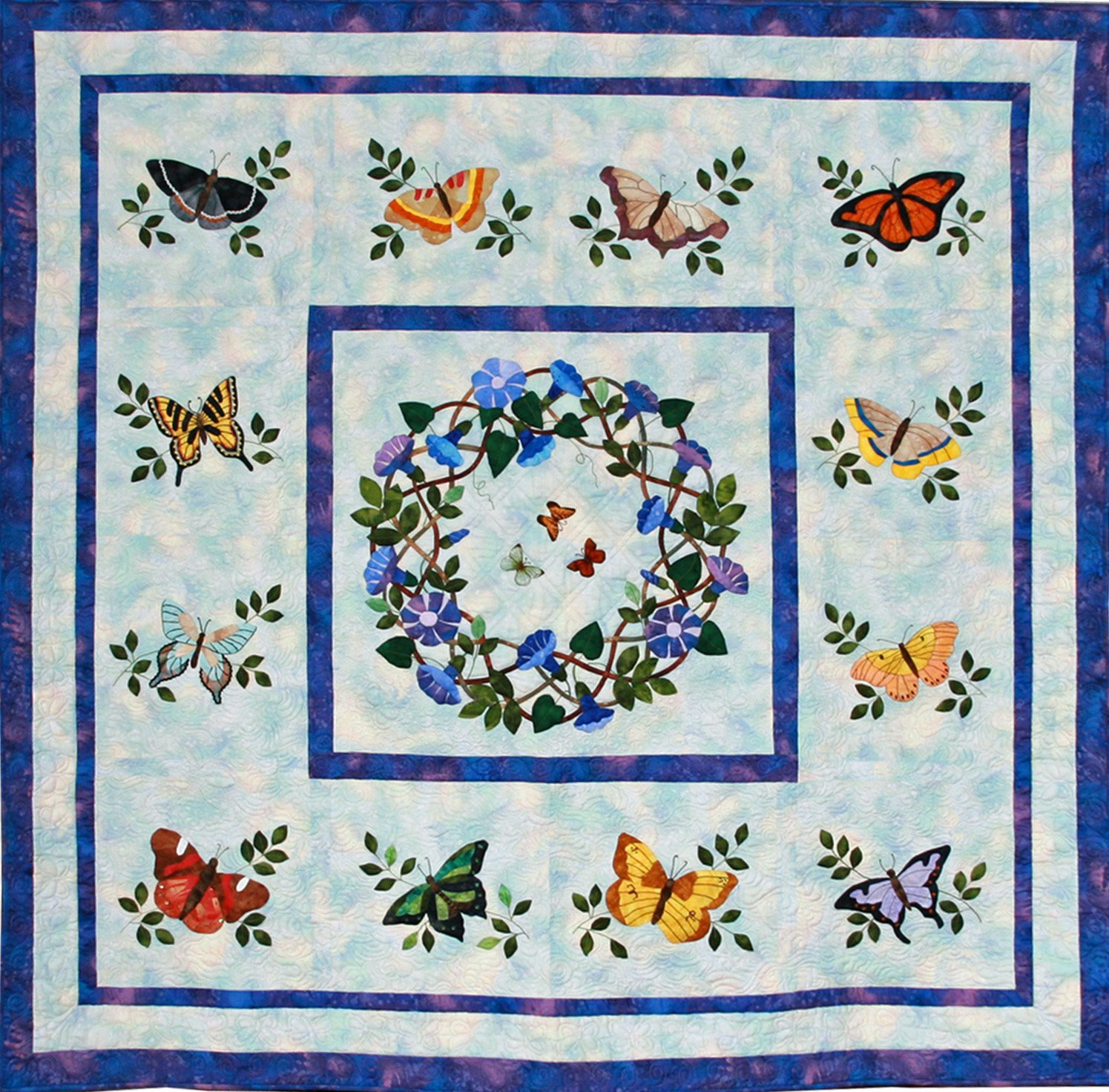 Butterfly Kisses pattern