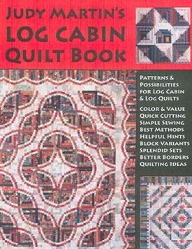 Judy Martins Log Cabin Quilt Book