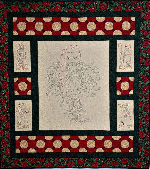 Christmas Past pattern
