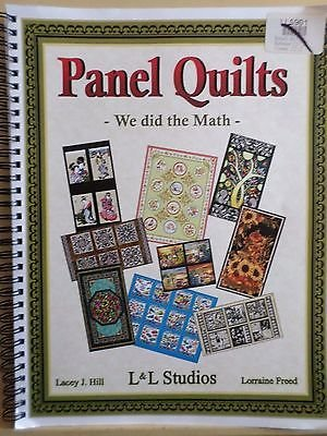 Panel Quilts - we did the math -
