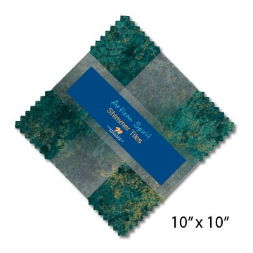 Artisan Spirit Shimmer tiles - Northcott *