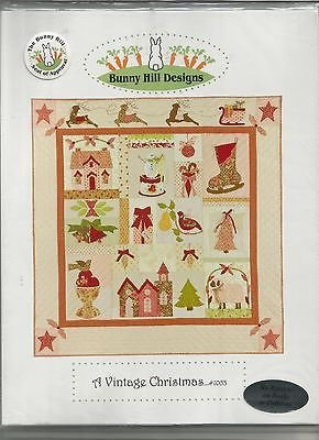 A Vintage Christmas pattern