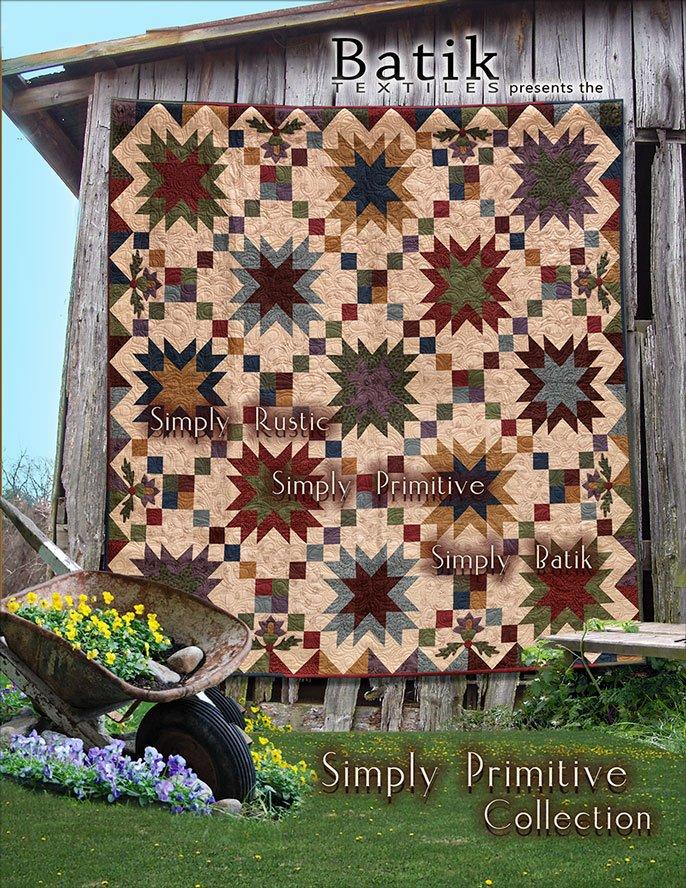 Prairie Sky Quilt Pattern