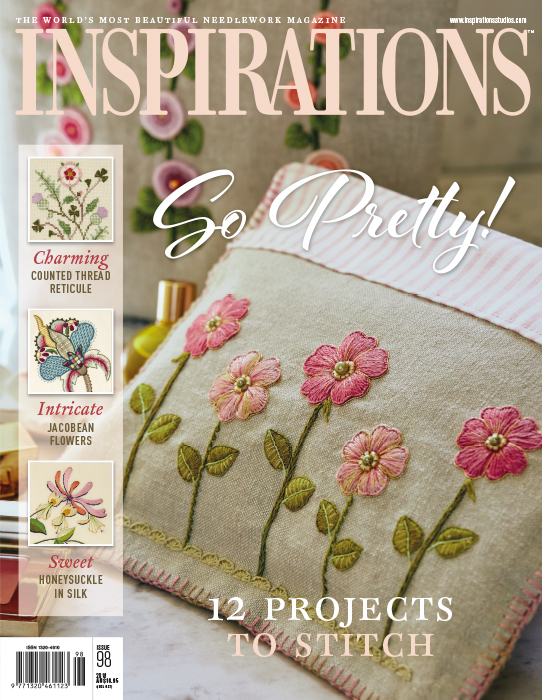 Inspirations Magazine Issue 98
