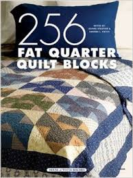 256 Fat Quarter Quilt Blocks