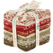 La Fete De Noel Fat Quarter Bundle French General