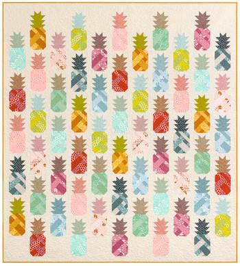 Pineapple Farm Quilt Kit