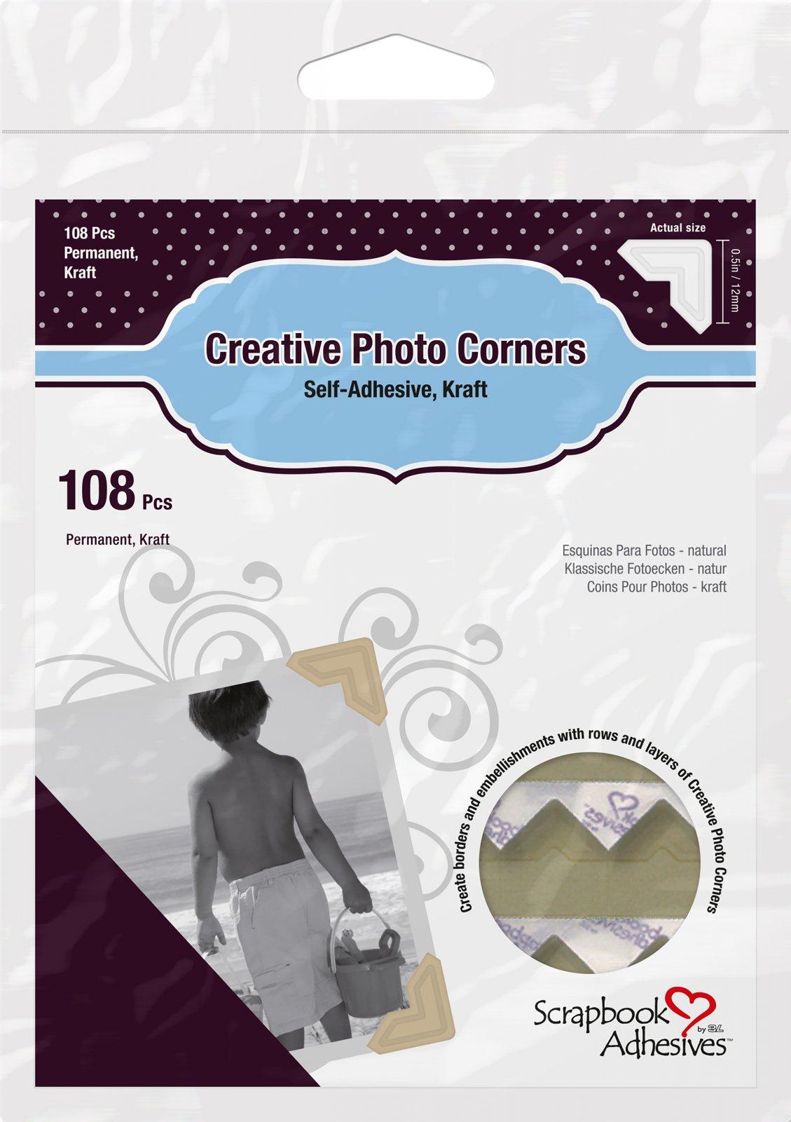 CREATIVE CORNERS - KRAFT