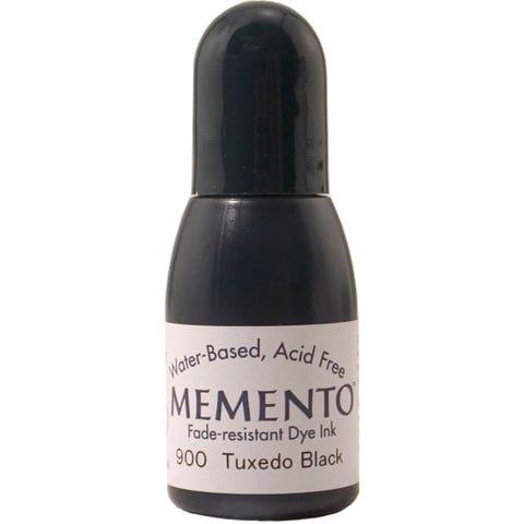 MEMENTO - TUXEDO BLACK - RE-INKER