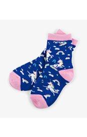 Kid's Socks: Unicorns 2-4 years