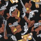 Wild West Saloon Pistols