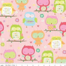 Owl & Co. Pink Owls