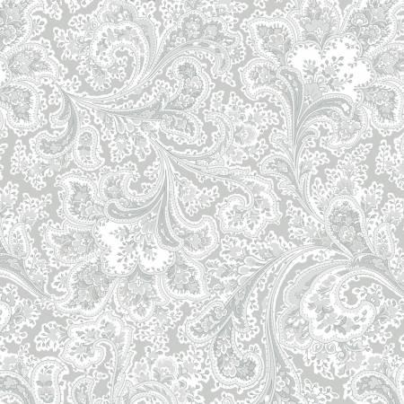 Rosemont Wide Grey Swirl
