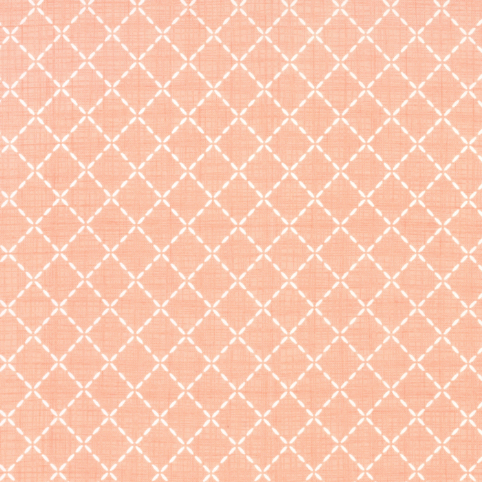 Lullaby Peach Quilted