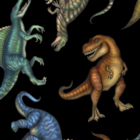 Jurassic Jungle Dinos