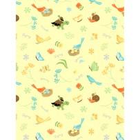 Sweet Meadow Flannel Sm Print