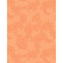Essentials Flannel Orange Swirl