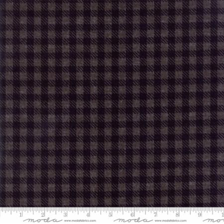 W&N IV Flannel Dk Gray Check