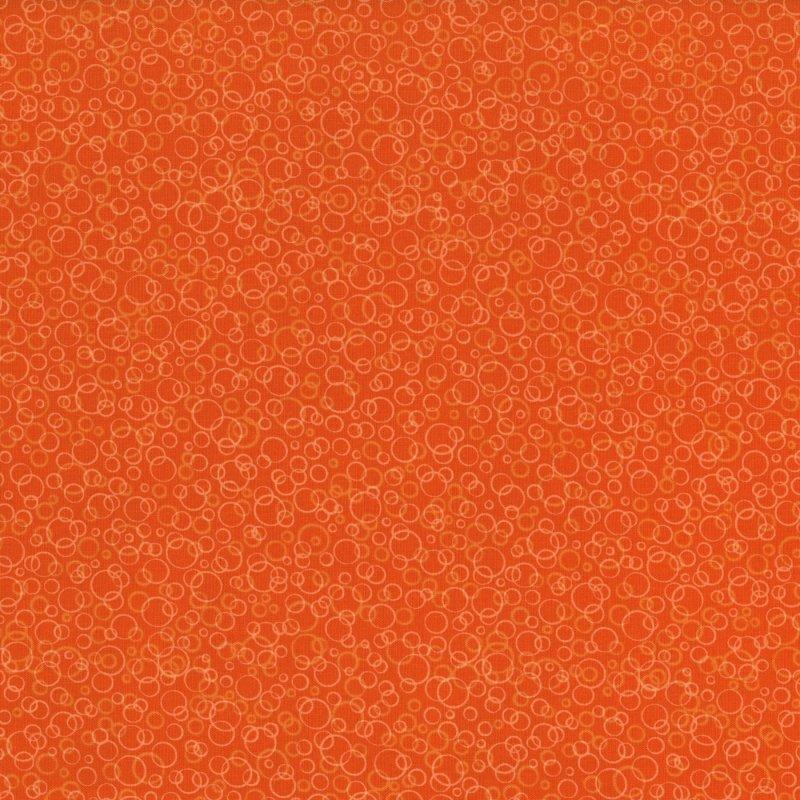 Basically Patrick Circle Orange