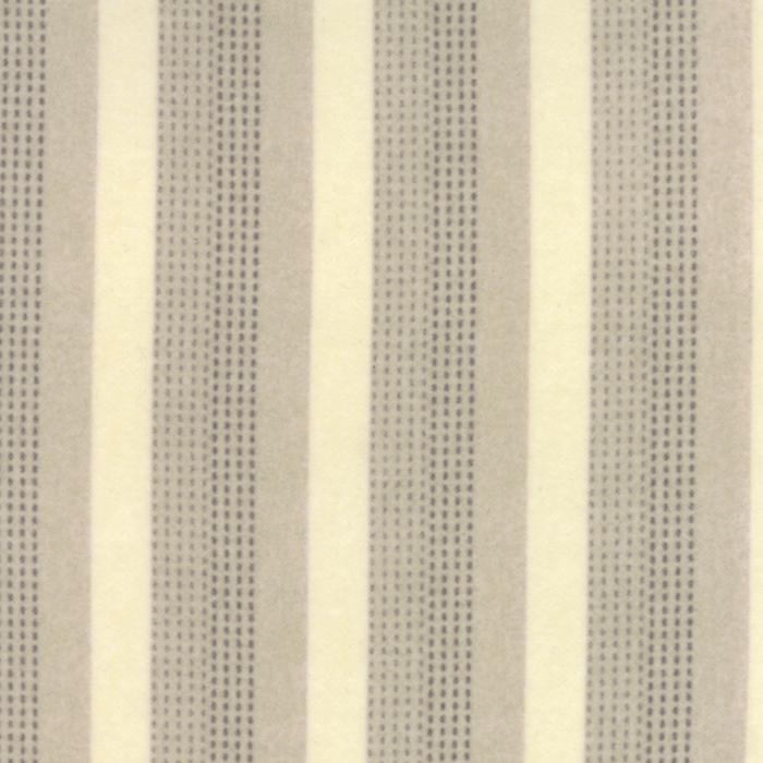 W & N IV Flannel Cream Stripe
