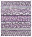 Crazy 8 Violetta Cuddle Kit  (cuddle/minky)