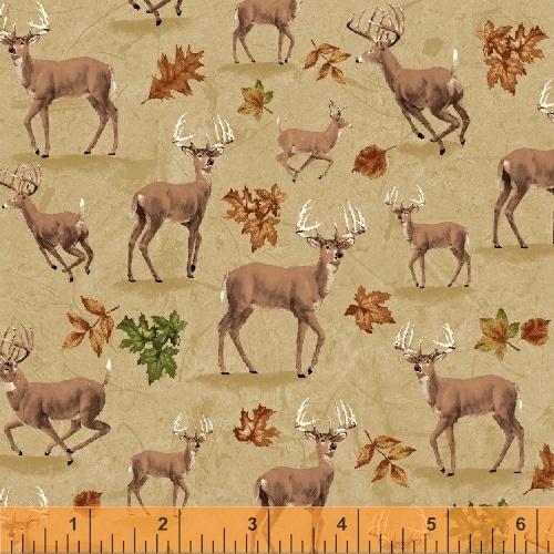 Forest Tan Deer