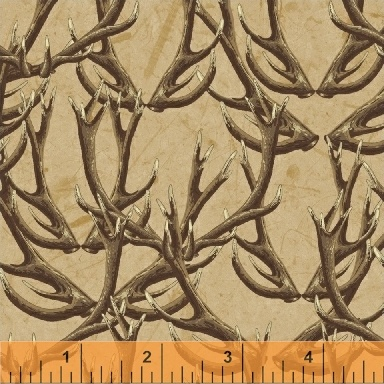 Forest Tan Antlers