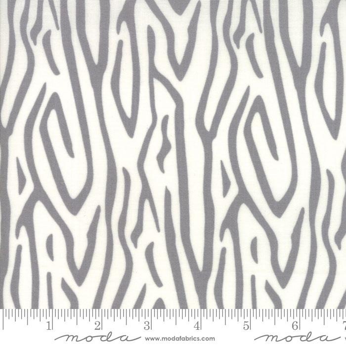 Savannah Zebra Stripe Pewter