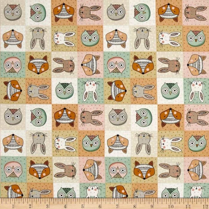 Doodle Days Animal Blocks