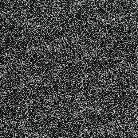 Hopscotch Black Petals