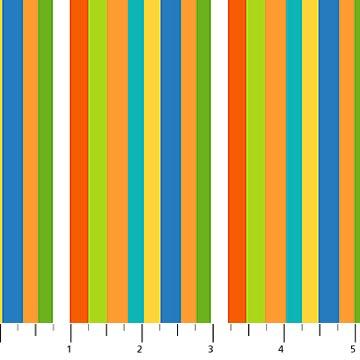 Dino Stomp Flannel Stripe