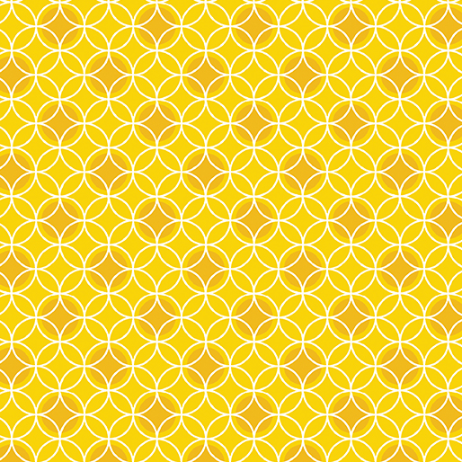 Bree Dot Circle Yellow
