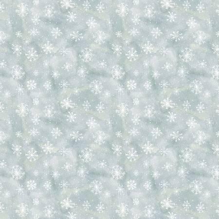 Friendly Gathering Grey Snow