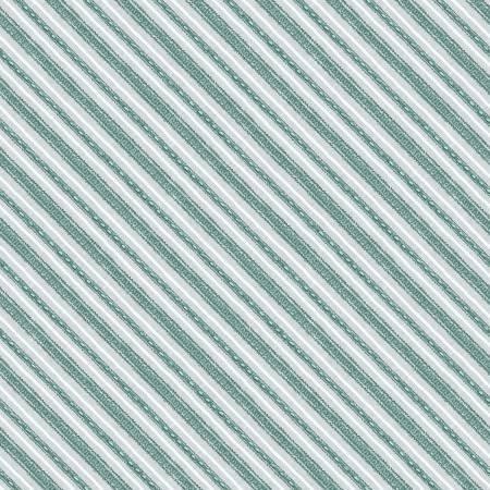 Friendly Gathering Aqua Stripe