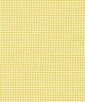 Tiny Gingham Citron Flannel