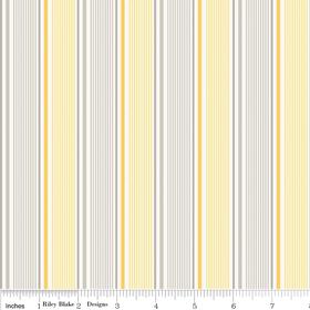 Willow Stripe Yellow