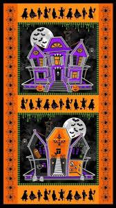 Haunted House Panel