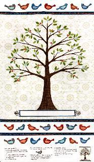 Family Tree Panel