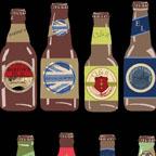 Man Cave IV Beer Bottles