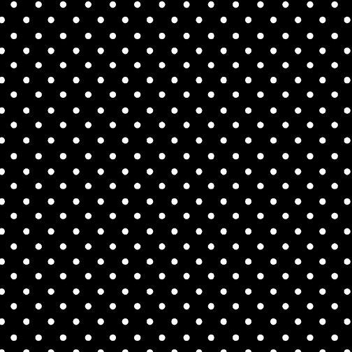 Dino Glow Glow Dots Black
