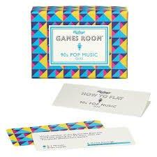 Games Room 90s  Pop Music