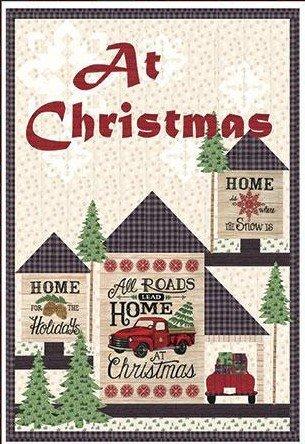 At Christmas Banner Kit 44x62